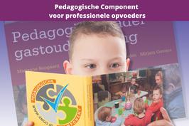 Pedagogisch component voor professionele opvoeders