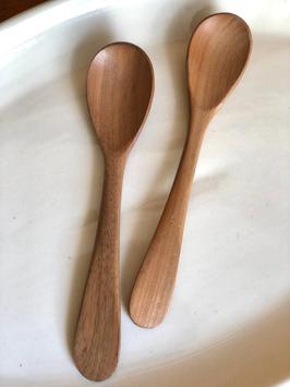 Mini cuillère en bois
