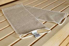 Leinen pur Massageband 20x105cm