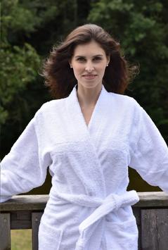 181 Kimono - Weiss