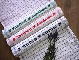 Küchentuch XUNDHEIT 50x70cm