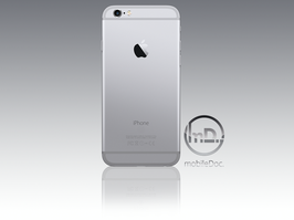 iPhone 6 Backcover (spacegrey/silber/gold)