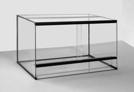 Exclusiv Terrarien aus Glas mit Lochblechbelüftung