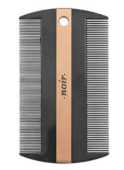 Noir Flohkamm 9x5,1 cm