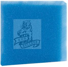 Filterschaum blau fein, 50 x 50 x 3 cm