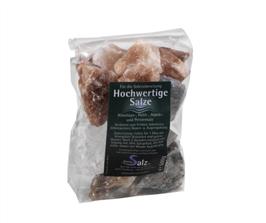 Salz Brocken Mischung für Solewasser Zubereitung(reicht von 6-7 Monate)