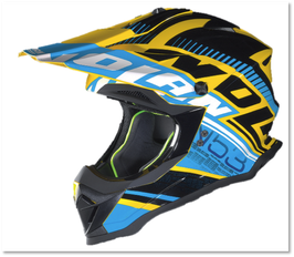 N53 Flaxy MX Yellow Blue