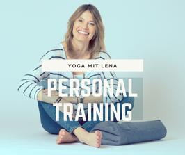 Personal Yoga Session für Beginner & Fortgeschrittene
