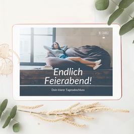 """4-Wochen-Challenge: Online-Kurs """"Endlich Feierabend!"""""""