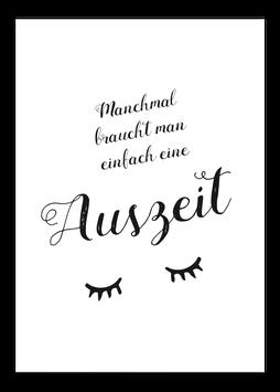 Print - Auszeit