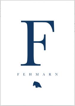 Print - F Fehmarn