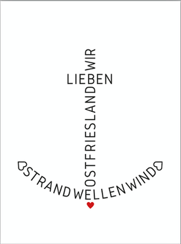 Print - Anker Ostfriesland