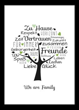 Print - Family Tree
