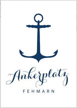 Print - Fehmarn Ankerplatz