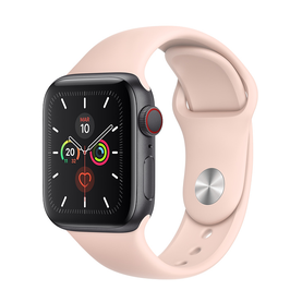 Apple Watch 5 de 40mm GPS + Cellular