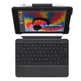 Funda teclado Logitech Slim Combo - iPad 5ª / 6ª Gen