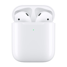 Apple AirPods 2 + estuche de carga Qi