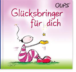 "Oups-Minibuch ""Glücksbringer"""