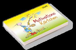 "Oups-Kärtchenbox ""Motivation"""