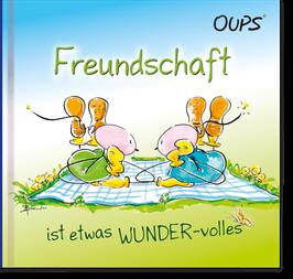 """Oups-Minibuch """"Freundschaft"""""""