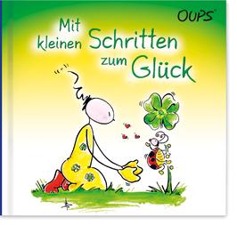 """Oups-Buch """"Glück"""""""