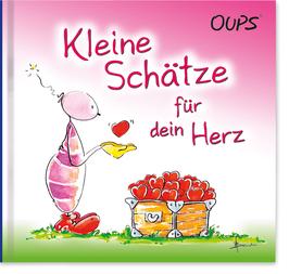 """Oups-Minibuch """"Kleine Schätze"""""""