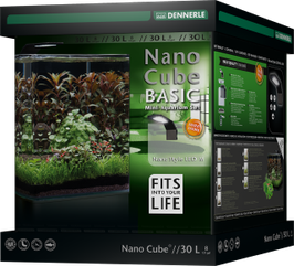 Dennerle Nano Cube Basic Style LED 30l