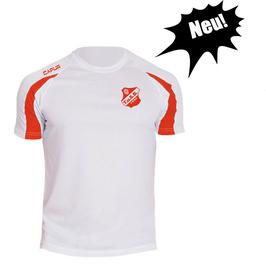Sportshirt White/Red