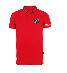 Polo Shirt K Red
