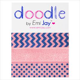 EJ Doodle Dot & Stripe