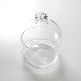 Trüffelglas mit Glocke