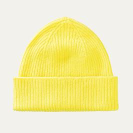 Beanie Acid Yellow  | Le Bonnet Amsterdam | 59.-