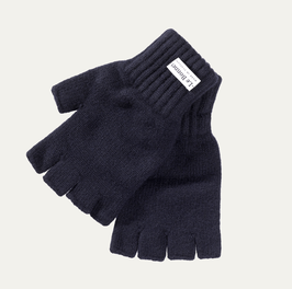 Gloves Fingerless Onyx | Le Bonnet Amsterdam | 49.-