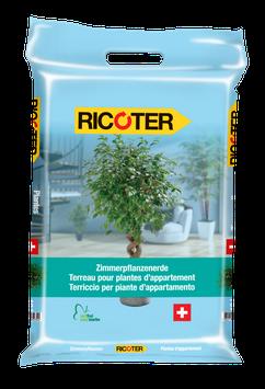 Zimmerpflanzenerde Ricoter