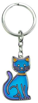 Artikel-Nr. 018M Stimmungsschlüsselanhänger Katze