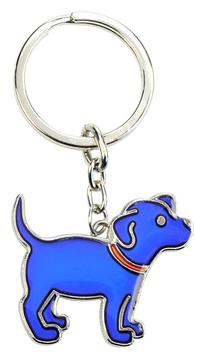 Artikel-Nr. 018N Stimmungsschlüsselanhänger Hund