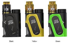 iJoy CAPO 100W Squonk Kit - mit den neuen 20700 Batterien