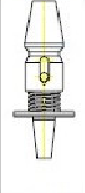 CN140, CP45 Nozzle