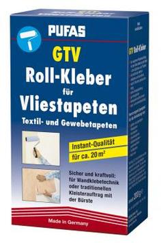 Pufas GTV Rollkleber