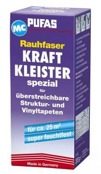 Pufas Raufaser-Kraftkleister