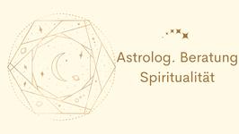 Astrologische Beratung Spiritualität