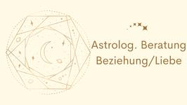 Astrologische Beratung Beziehung/Liebe