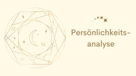Persönlichkeitsanalyse
