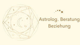Astrologische Beratung - Thema Beziehung