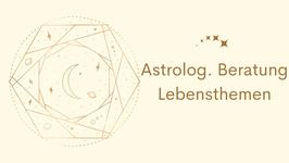 Astrologische Beratung Lebensthemen