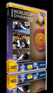 DVD: World Cup Three-Cushion 2009
