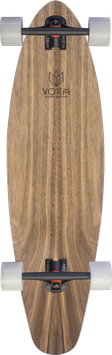 Vorm handcrafted kicktail - walnut