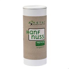 HANF Protein Pulver, vegan |  zur Optimierung der natürlichen Ernährungsweise