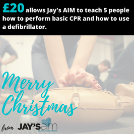 £20 Christmas Gift/Donation