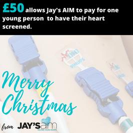 £50 Christmas Gift/Donation